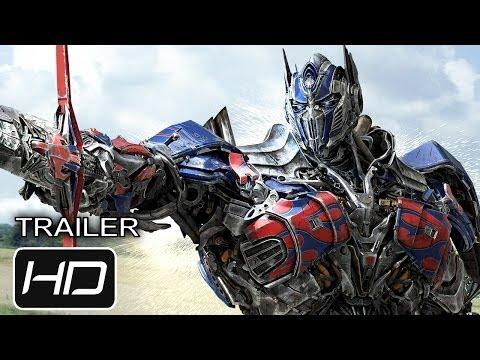 Transformers: La Era De La Extinción - Trailer #2 - Español Latino - HD