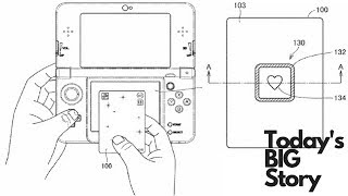 Today's BIG Story - Nintendo's new amiibo patent is both fun & funny