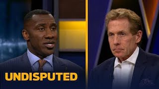 Shannon Sharpe's response to President Trump's comments about the NFL in Alabama | UNDISPUTED
