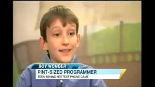 How To Make An App -14 yr Old Boy Makes An App - Downloaded 3 Million Times!!