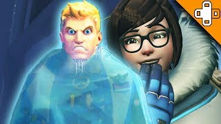 MEI GOES *FULL TROLL* Overwatch Funny & Epic Moments 458
