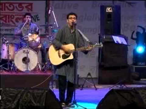 Banglalive presents Raatbhar Bangla Live (Episode - 1) - Anupam Roy