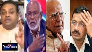 Is Arvind Kejriwal Fooling The Aam Aadmi Of Delhi?: The Newshour Debate (4th April)