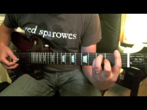 Guitar Riffs Medley (Epiphone Les Paul Classic-T + Amplitube)