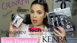 How to get brand name products sent to you FREE!!!!!!!!!!!