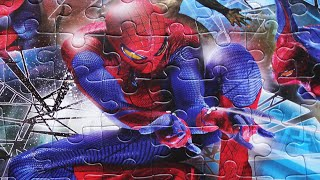 SPIDERMAN Puzzle Jigsaw Rompecabezas Clementoni Puzzle Game For Kids Learning Toys MARVEL