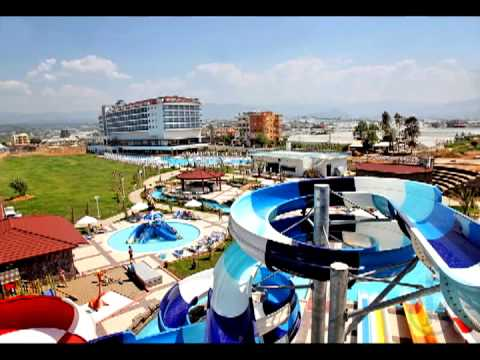 Kahya Resort Aqua And Spa Hotel Alanya