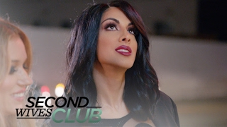 Tania Mehra Gets Snubbed at Katie's Big Opening | Second Wives Club | E!