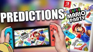 Super Mario Party Predictions
