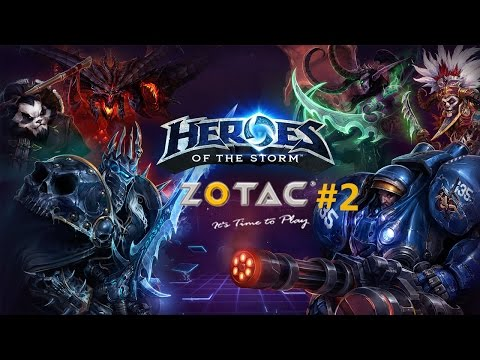 Zotac Cup #2 - Rudy i Jego Ekipa vs Team Refuse - Cursed Hollow
