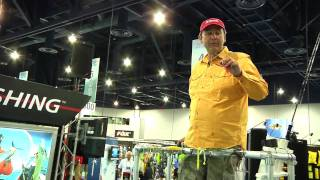 ICAST 2010 - Sebile Pro-Shad Finesse Spinnerbaits / Sebile Pro-Shad Trophy Spinnerbait