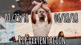 XXXTentacion - Sad Tribute To Jahseh Onfroy (RIP)
