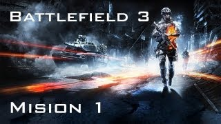 Battlefield 3 Walkthrough - Parte 1 - Español