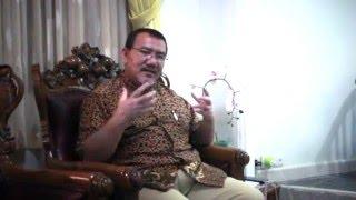 KH. Amang Syafrudin, Lc (Pendidikan & Globalisasi)