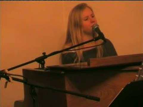 Blue singing Songbird - Eva Cassidy / Fleetwood Mac Video