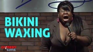 Bikini Waxing (Funny Videos)