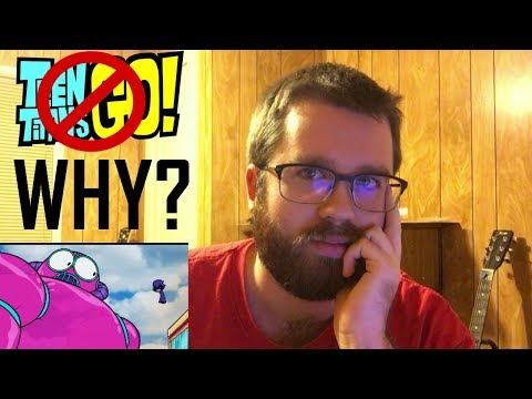Teen Titans GO! To The Movies - Official Teaser Trailer Reaction...WHY?