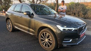 Volvo XC60 Review (Part 1) - Crazy Features | Faisal Khan