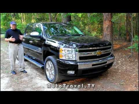 2011 Chevrolet Silverado 1500 Texas Edition Review