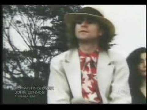 John Lennon - Starting Over