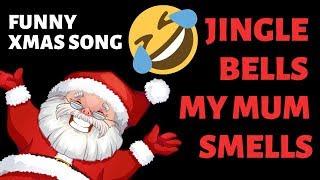 Jingle Bells   FUNNY CHRISTMAS SONG 🎄🎅