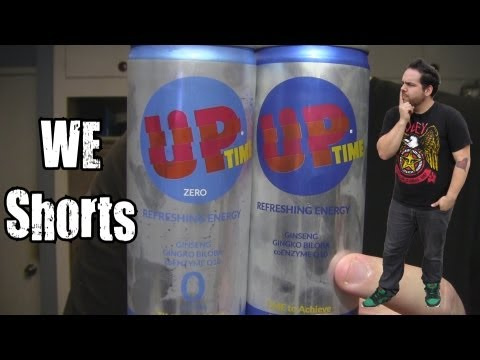 WE Shorts - Uptime Refreshing Energy