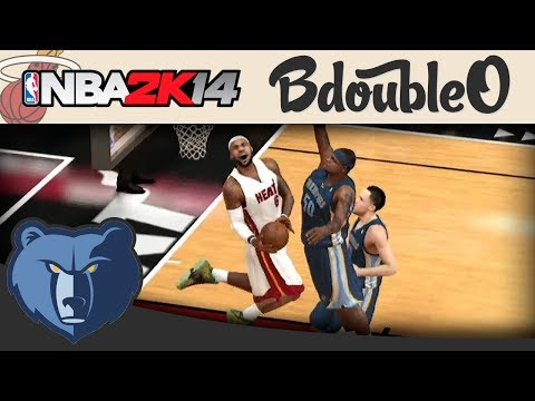 NBA 2K14 [Next Gen] Game 7 :: Heat vs Grizzlies