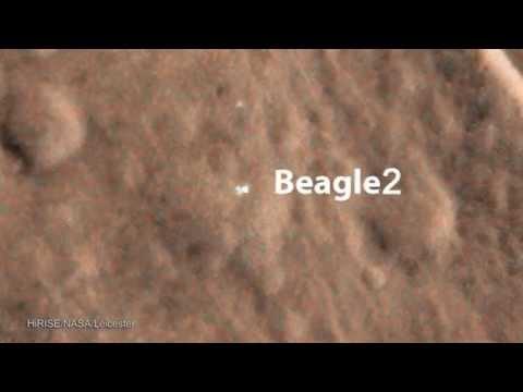 Beagle 2 Found on Mars