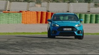 2016 Ford Focus RS track test review