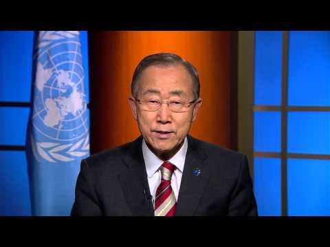 Ban Ki-moon, video message for Human Rights Day (10 December 2014)