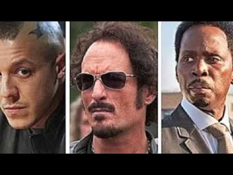 MMAWeekly Radio Special Sons of Anarchy Stars Theo Rossi Kim Coates and Harold Perrineau