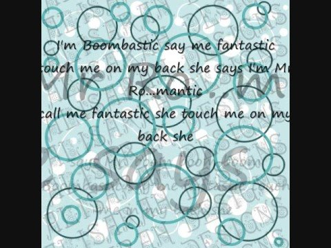 mr boombastic lyrics: