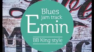 blues e backing track