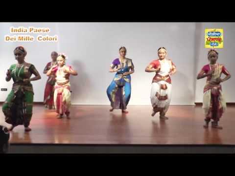 Milano India Pasese Deli Mille Colori 150515  (Media Punjab TV)