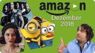 Neu auf Amazon Prime Video im DEZEMBER 2018