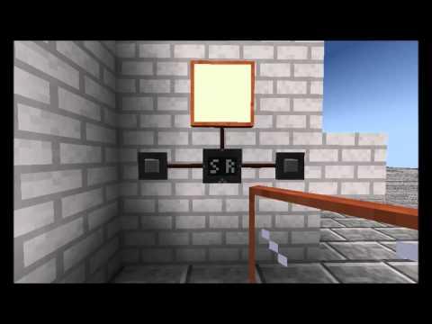 SurvivalCraft Tutorial:1 de mecanismos electrónicos.