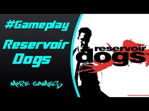 Reservoir Dogs Gameplay (PC HD)
