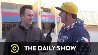 The Daily Show - Jordan Klepper Fingers the Pulse - President-Elect Trump