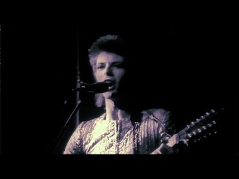 David Bowie - Lady Stardust - live 1972 (rare footage / 2017 edit)