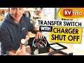 DIY Off-Grid AC Power to Your Entire RV - Inverter Transfer Switch Install