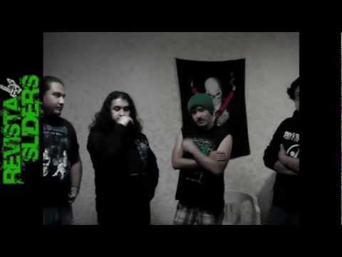 JUGERS Metal Poblano Entrevista para REVISTA SLIDERS