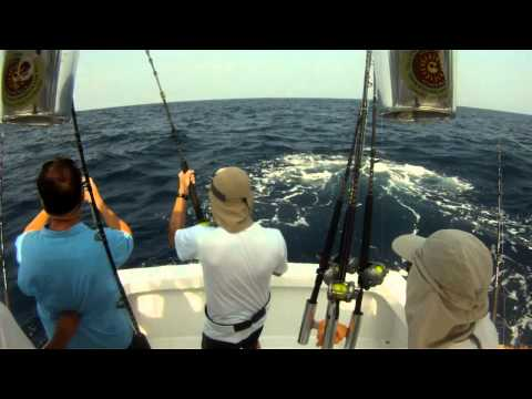 Sport Fishing in Costa Rica with Lucio Orfanello 1-3 April 2011