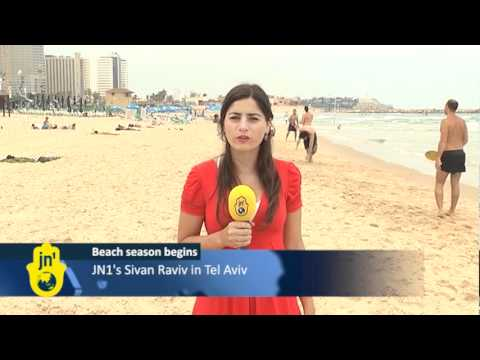 Israelis, Tourists Flock to Tel Aviv Beaches: Matkot a Popular Summer Sport in Israel