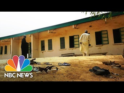 Families Weep As More Nigerian Schoolgirls Feared Kidnapped By Boko Haram | NBC News