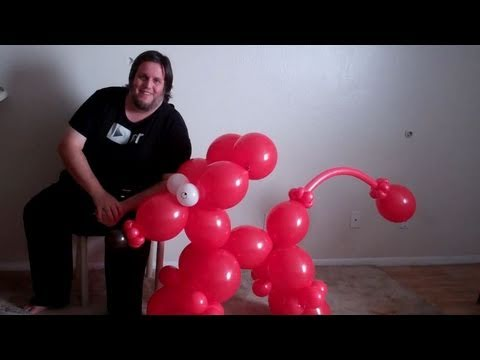 Giant Balloon Dog