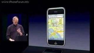 Apple iPhone Presentation (part 2)