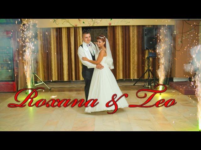 Dansul Mirilor Roxana si Teo 31-08-2014 - Valeria Burticica si Nelu Ciulin LIVE