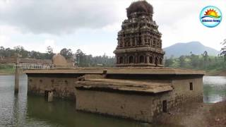 Submerged Temple came up in Mawusakal tank