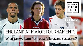 The highs and lows of playing for England | McManaman, Joe Cole and Ferdinand discuss #EarlyKickOff
