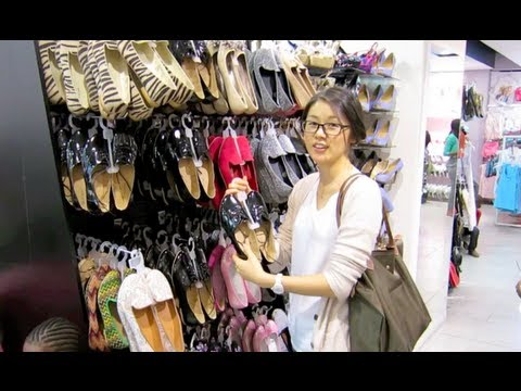 South Africa Vlog: Shopping in Johannesburg
